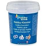 Glorex GmbH GLOREX Hobby-Kleister 300g, Kleber, Mehrfarbig, 9 x 9 x 11.5 cm