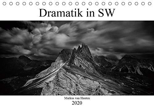 Dramatik in SW (Tischkalender 2020 DIN A5 quer)