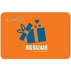 Big Bazaar Gift Card - Rs.2000