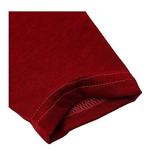 Hamaliel - Robe - Trapèze - Femme red