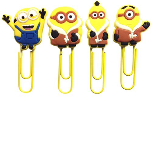 despicable-me-bookmark-paper-clip-style-uk-shipped