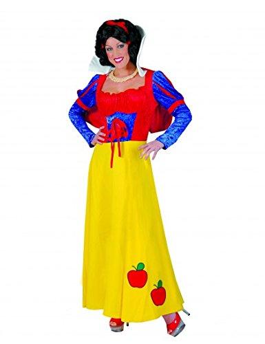 (Kostüm Märchen Prinzessin lang 509074 44 46)