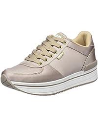 bass3d 41475, Zapatillas para Mujer, Dorado (Oro), 37 EU