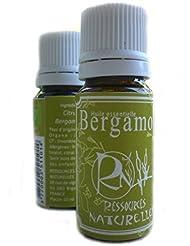 Ressources Naturelles - Huile Essentielle Bergamote Bio 10 Ml