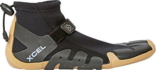 Xcel Wetsuit Boots - Xcel 1mm 2017 Split Toe Re... (Toe Bootie Boot Split)
