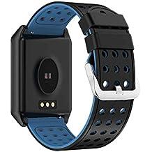 Befaith CR-S92 Bluetooth Ear Hook Headphones IPX5 Waterproof Wireless Earphone Sports Headset with Mic for Phone Black