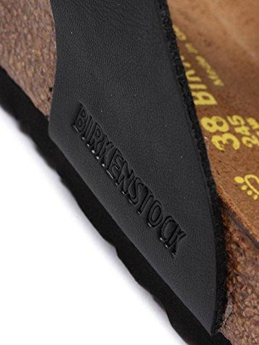 Birkenstock Classic Gizeh Birko-Flor Unisex-Erwachsene Zehentrenner Black