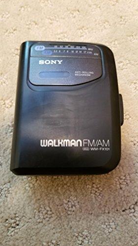 Sony Walkman FM/AM AVLS WM-FX101 Radio Kassettenspieler ()