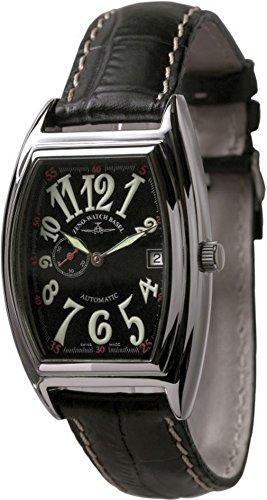 Zeno-Watch Orologio Donna - Tonneau Retro Automatico - 8081-9-h1