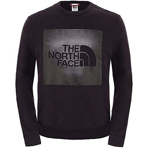 North Face M Fine Crew Sweat - Sudadera  para hombre