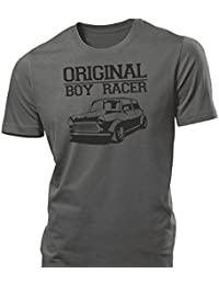 iClobber Original Boy Racer Austin Mini T Shirt Birthday gift mens tshirt
