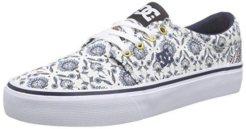 DC Shoes Trase SP J Shoe, Sneakers Basses Femme