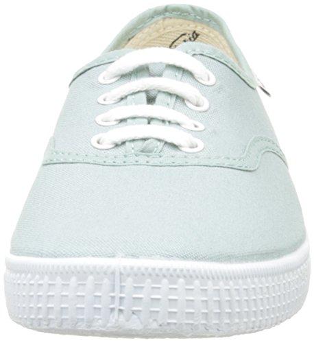 Victoria Inglesa Lona, Sneaker Unisex-Adulto Verde (160 Manzana)