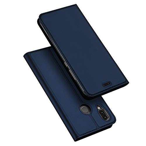 DUX DUCIS Huawei P20 Lite Hülle,Flip Folio Handyhülle [Standfunktion] [1 Kartenfach]...