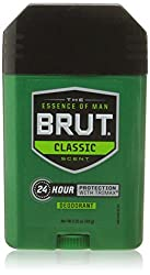 Brut Oval Solid Deodorant for Men, 66ml
