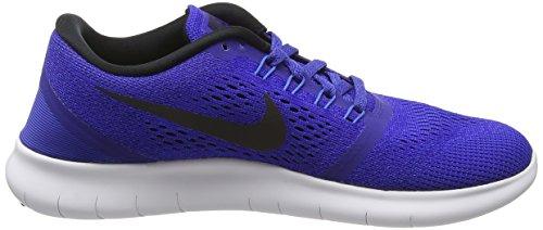 Nike Free Rn Scarpe da Ginnastica Blu (Concord/Hyper Cobalt/Photo Blue/Black)