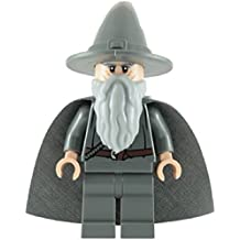 LEGO El Señor De Los Anillos: Gandalf La Gris Minifigura Con Gris Capa