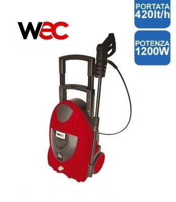 Idropulitrice ad alta pressione 1200W 105bar WEC - WI 110