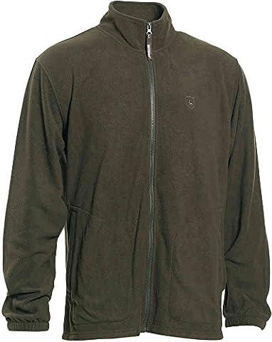 Deerhunter Eager Fleece Jacket Dark Elm (XX Large)