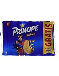 Principe Galleta Relleno de Chocolate 4 x 300g (1200 gr)