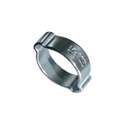 Collier à 2 oreilles Standard W1 - Bande 9 mm - ø25 -28 mm - Lot de 10 - ACE