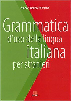 Grammatica d'uso della lingua italiana per stranieri