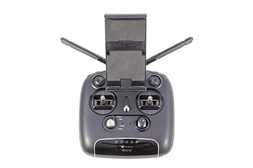 Walkera 15004580 - Aibao FPV 4K Quadrocopter RTF Schwarz - FPV-Drohne mit 4K UHD-Kamera, F8-Fernsteuerung, Akku, Ladegerät und App-Game - 7