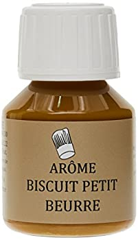 SélectArôme Arôme Biscuit Petit Beurre 58 ml - Lot de 4
