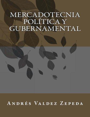 Mercadotecnia Política y Gubernamental