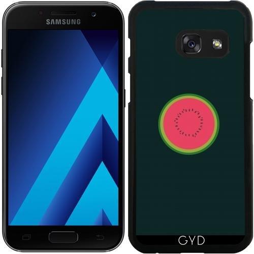 Custodia per Samsung Galaxy A5 2017 (SM-A520) - Melone Dimezzato by ilovecotton - Verde Melone Seeds