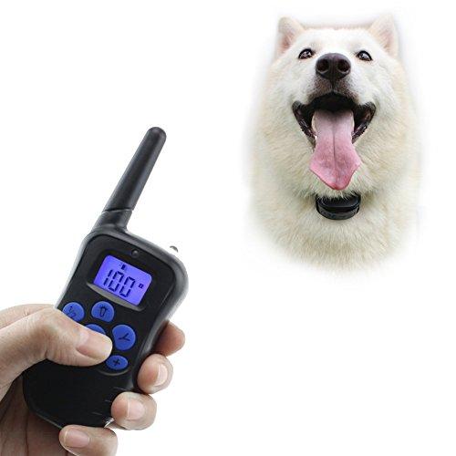 COFIT Bellkontrolle Hundehalsbänder Erziehungshalsband mit Ton und Vibration - Europäische Version Test
