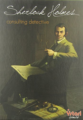 Unbekannt [UK-Import] Sherlock Holmes Consulting Detective