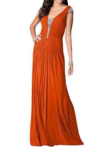 Gorgeous Bride - Robe - Femme Orange