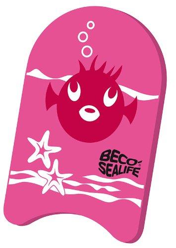 Beco Unisex Jugend Sealife Schwimmbrett, pink, One Size