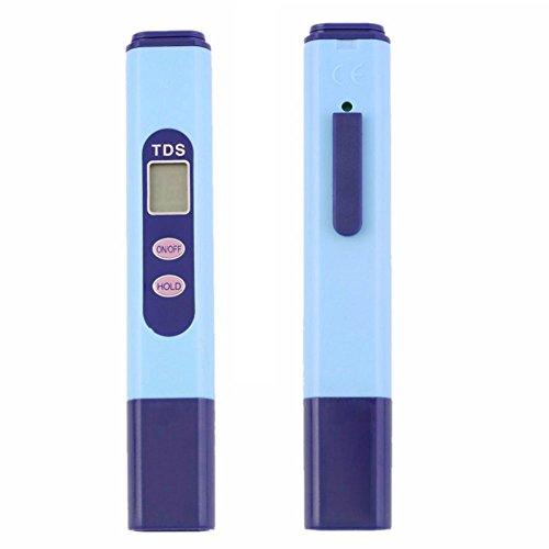 Yakamoz TDS-2B Wasser-Messgerät, Digital, LCD-Anzeige, Professionell, Härtegrad des Wassers in Impuretés Minérales im Wasser
