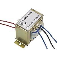 Velleman 212048C 12V - Transformador de voltaje (60 mm, 50 mm, 50 mm, 680 g)