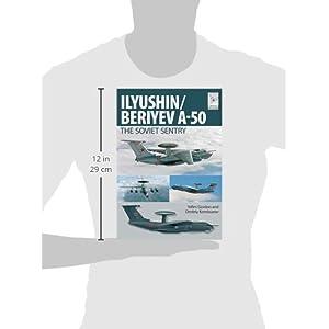 Il'yushin/Beriyev A-50: The Soviet Sentry