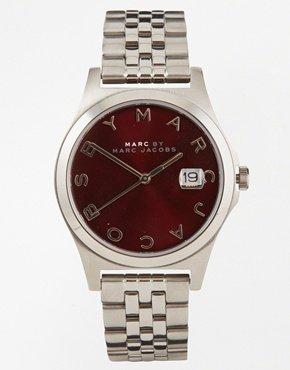 Marc Jacobs Unisexe fin montre Mbm3315