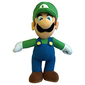 Together Plus TP01083 – Nintendo Plüsch – Luigi, 20 cm