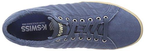 K-swiss Belmont T, Sneakers Basses Homme Bleu (orion Blue/biscotti 412)