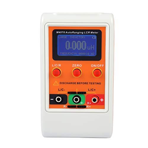 Multimetro Digitale, Akozon M-4070 Tester LCR Misuratore di Campo Automatico Induttanza/Capacità/Tester di Resistenza 1{2514e48ccd2aedece7d71fbbe54249c216570baf1b40ba4679bb1f740c825b3b} Precisione 5 Cifre