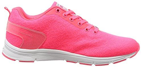 British Knights Jump Damen Sneakers Pink (Neon Pink 01)
