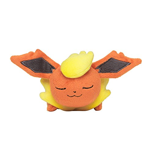 Pokemon Center Original-Kuscheltier Kuttari%¶ÝÏ% gefüttert%¶ÝÏ% Flareon Ver Good Night.