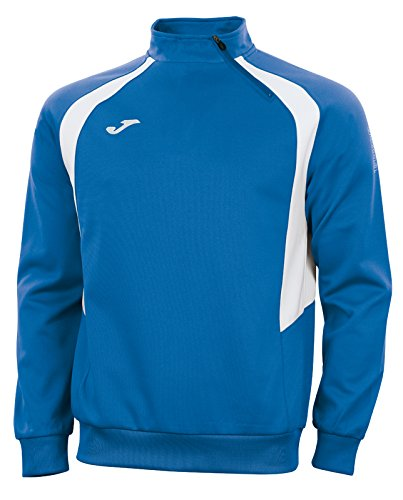 JOMA SWEATSHIRT CHAMPION III Uniforms FELPA ROYAL-BLANCO