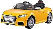 Audi TTS Roadster (2.4G) Yellow