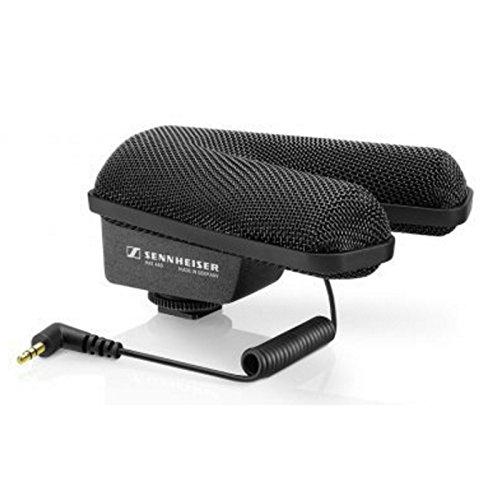 Sennheiser MKE 440 - professionelles Stereo-Richtmikrofon für Kameras, schwarz -