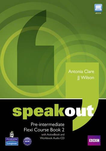 Speakout. Pre-intermediate flexi. Student's book. Con espansione online. Per le Scuole superiori: 2