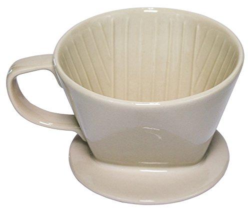 Porzellan Kaffeefilter / Kaffee Dripper Filter für 2 Tassen