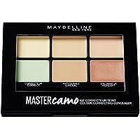 Maybelline Kit Corrector Master Camo - Piel media oscura