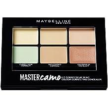 Maybelline Kit Corrector Master Camo - Piel clara media